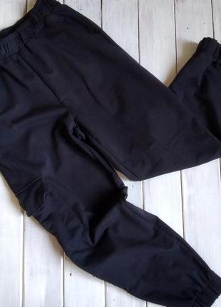 Джоггеры штаны с манжетом