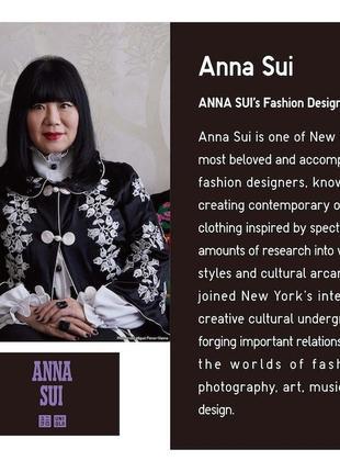 Футболка-блузка uniqlo & anna sui8 фото