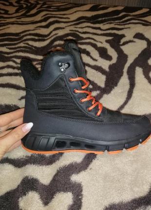 Ботинки gropp новые