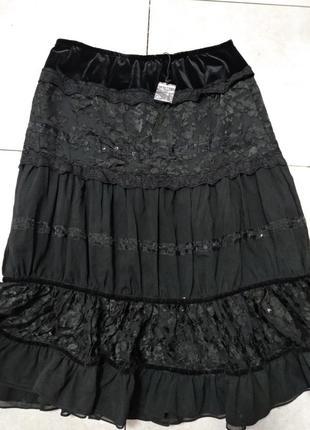 Шикарная юбка италия