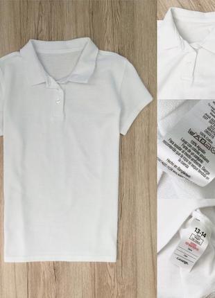 Поло футболка на 160 рост