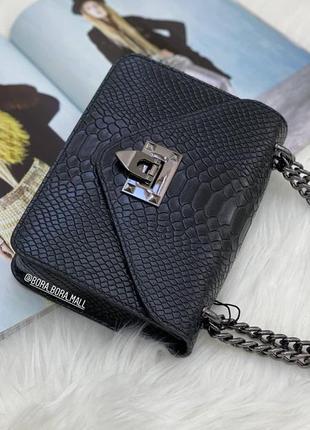 Шкіряна сумочка італійського виробника (арт2108)