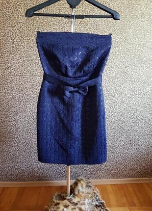 Коктейльное платье-бондо