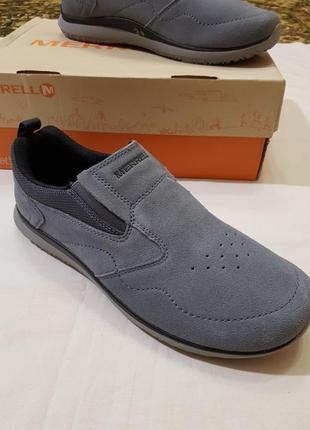 Слипоны merrell размер 41-42 туфли мокасины