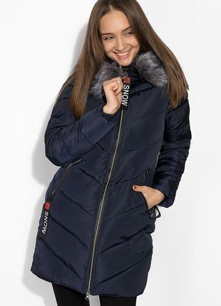Женская удлиненная куртка 120pskl9610