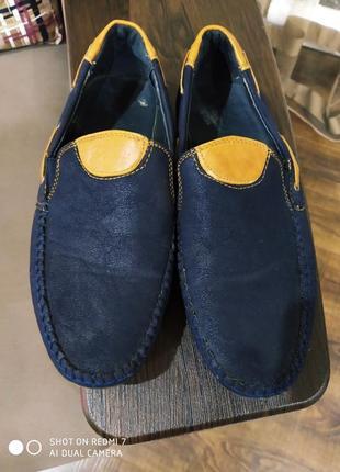 Туфли ,макасины