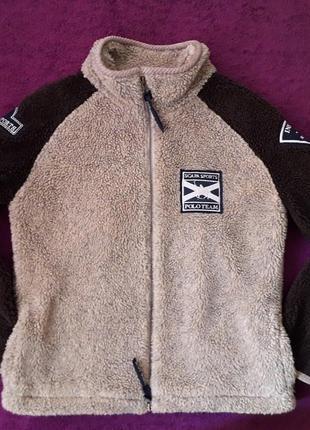 Куртка меховя