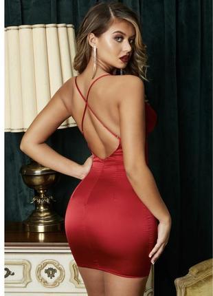 Платье шовковое oh polly