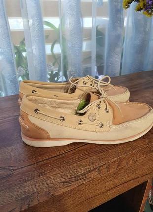 Топсайдеры туфли мокасины