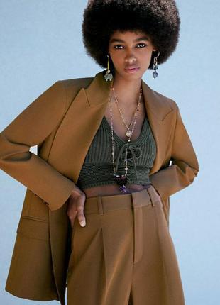 Пиджак оверсайз, лимитированная коллекция