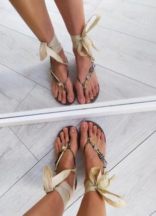 Босоножки сандали вьетнамки