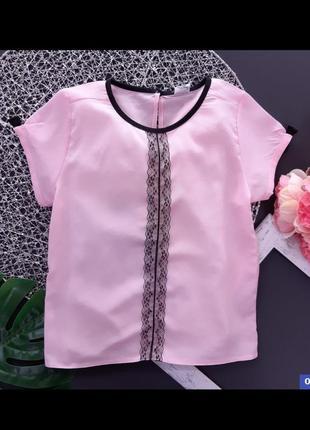 Шикарная блуза на рост 152см