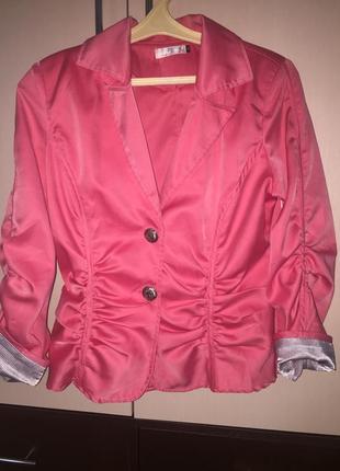 Стильный пиджак, 44 р.