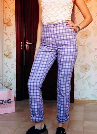Новые брюки с высокой талией next