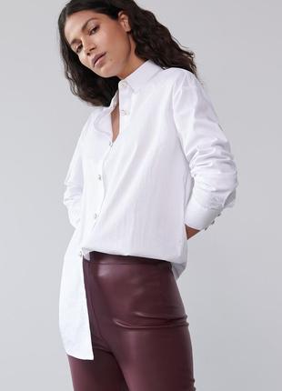 Лосины кожаные, кожаные штаны4 фото