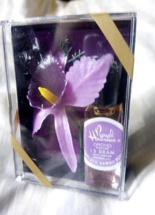 Духи royal hawaiian orchid винтаж, гавайи