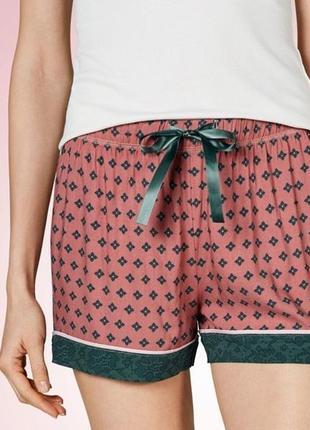 Женские пижамные шорты esmara lingerie евро 40-42