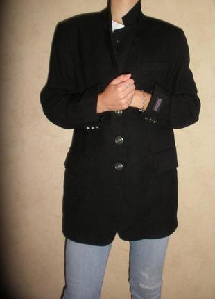 Шикарный натуральной шерсти трендовый  жакет пиджак westbury c&a в классическом стиле