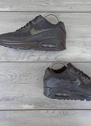 Nike air max женские кожаные кроссовки оригинал
