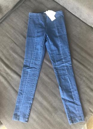 Нові джинси hm 38 розмір s-m