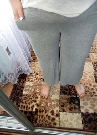 Мягенькі штани на резинці