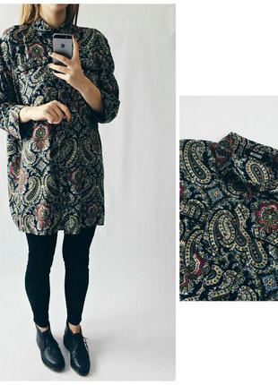 Трендовое платье рубашка в бильевом стиле от missguided