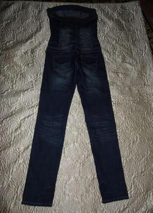 Джинсовый комбинезон - kosi jeans girl - s наш  44 размер