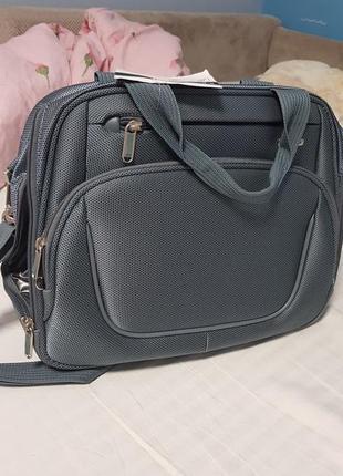 Samsonite сумка бьюти -кейс новая