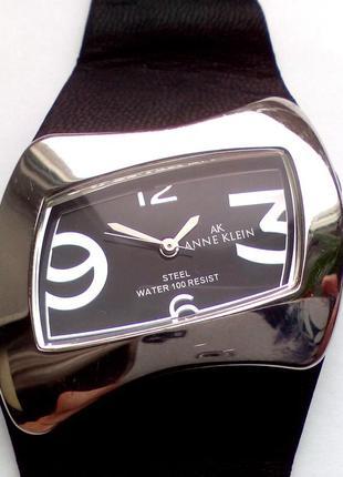 Anne klein часы оригинал сша мех japan