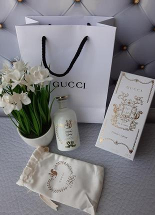 ⚜оригинал⚜ 100 мл унисекс gucci winter's spring eau de parfum