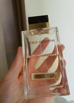 Женская парфюмированная вода от dolce&gabbaba