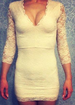 Короткое платье.2