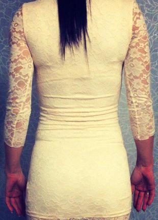 Короткое платье.3