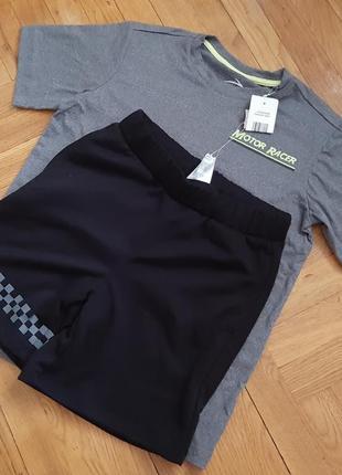 Спортивный костюм: футболка+шорты.active touch