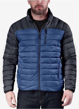 Куртка пуховик hawke&co размер l и xl