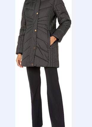 Зимнее пальто куртка на пуху anne klein размер m