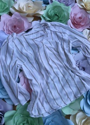 Шикарная блузка размер 18