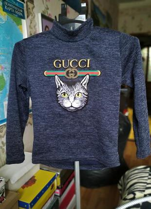 Гольф котик gucci
