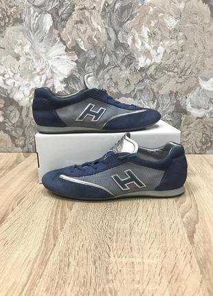 Hogan 39 р италия кожа кроссовки туфли кросівки туфлі