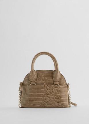 Дуже красива міні сумочка zara нова колекція