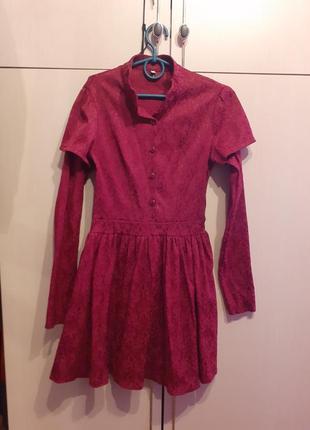 Платье  стреч fashion tema