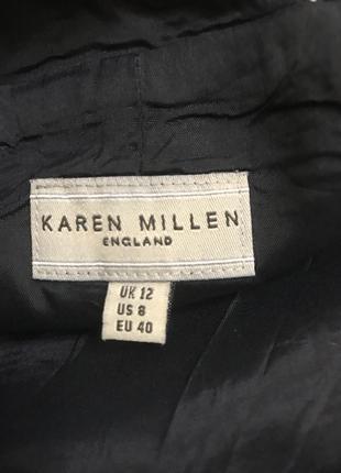 Элегантное платье по фигуре карандаш karen mullen  36р4 фото