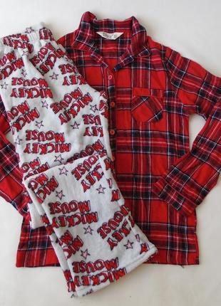 Пижама домашний костюм primark love to lounge англия 34-36