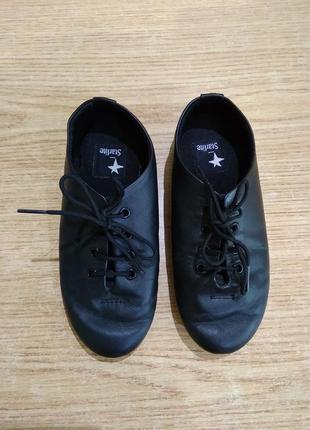 Джазовки starlite кожаные туфли для танцев