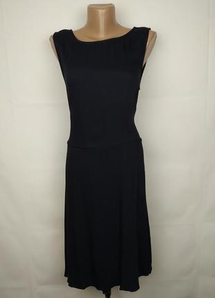 Платье новое шикарное натуральное h&m uk 14/42/l