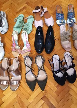 Распродажа! обувь 40 размер от 50 грн