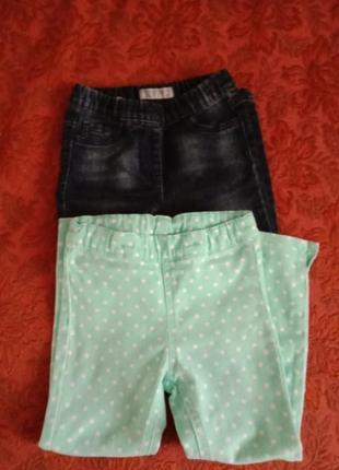 Джегинсы лосины плотеые джинсовые лосины джинсы скинни