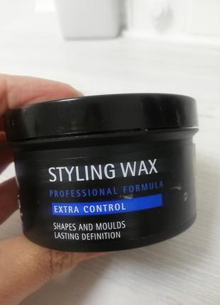 Воск для укладки волос, англия
