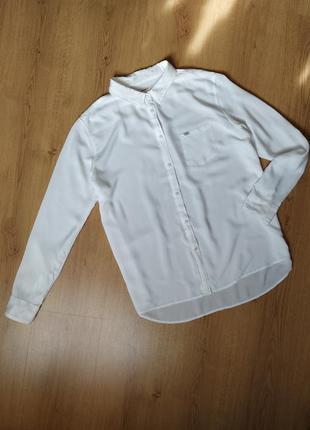 Белая рубашка от lee