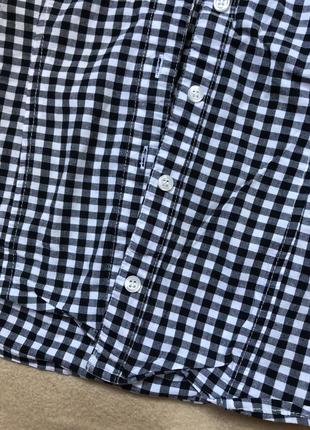 Рубашка в клетку2 фото